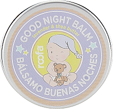 Perfumería y cosmética Bálsamo corporal mamá y bebé con karité, aroma a lavanda - Roofa Good Night Balm