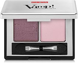 Perfumería y cosmética Sombras de ojos duo - Pupa Vamp! Compact Duo Eyeshadow