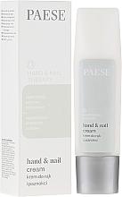 Perfumería y cosmética Crema de manos y uñas nutritiva - Paese Hand & Nail Therapy Cream