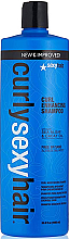 Perfumería y cosmética Champú hidratante con extracto de algas - SexyHair Curly Enhancing Shampoo