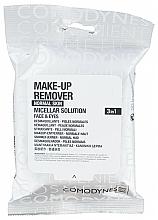 Perfumería y cosmética Toallitas húmedas desmaquillantes para pieles normales - Comodynes Make-up Remover Micellar Solution 3in1