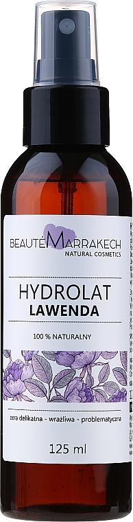 Hidrolato natural de lavanda para rostro y cuerpo - Beaute Marrakech Lavander Water