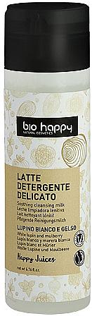 Leche facial limpiadora con altramuz blanco y morera - Bio Happy Face Milk Cleanser
