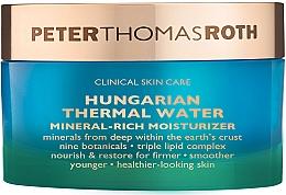 Perfumería y cosmética Hidratante facial con agua termal de Hungría - Peter Thomas Roth Hungarian Thermal Water Mineral-Rich Moisturizer