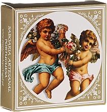 Perfumería y cosmética Jabón artesanal de frutos rojos - Essencias De Portugal Religious Anjos Red Fruits