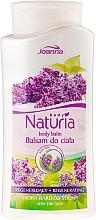 Perfumería y cosmética Bálsamo corporal con lila - Joanna Naturia Body Balm