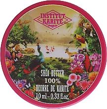 Perfumería y cosmética Manteca de karité 100% natural para rostro, cuerpo y cabello - Institut Karite Jungle Paradise Scented Shea Butter