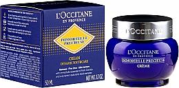 Perfumería y cosmética Crema facial rejuvenecedora - L'Occitane Immortelle Precisious Cream Facial Moisturizer