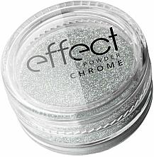 Perfumería y cosmética Polvo para uñas, efecto cromo - Silcare Effect Powder