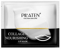 Perfumería y cosmética Mascarilla labial con colágeno - Pil'aten Collagen Nourishing Lip Mask
