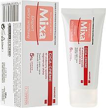 Perfumería y cosmética Crema para rostro, manos y cuerpo con glicerina y pantenol - Mixa Cica Cream