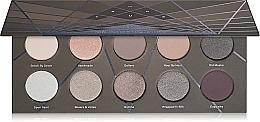 Perfumería y cosmética Paleta de sombras de ojos - Zoeva En Taupe Palette