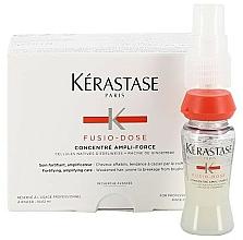 Perfumería y cosmética Concentrado capilar con extracto de raíz de jengibre - Kerastase Fusio-Dose Ampli Force Concentrate