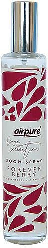 Ambientador spray con aroma a fresa - Airpure Room Spray Home Collection Forever Berry