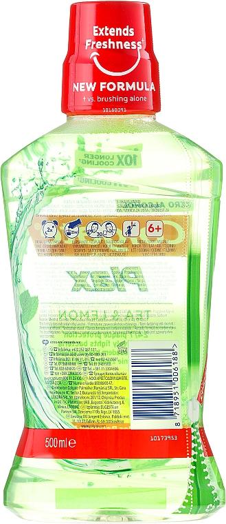 """Enjuague bucal """"té y limón"""" - Colgate Plax Tea&Lemon — imagen N2"""