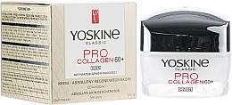 Perfumería y cosmética Crema de día rejuvenecera con colágeno y ácido ferúlico - Yoskine Classic Pro Collagen Day Cream 60+