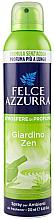Perfumería y cosmética Ambientador en spray con aroma a lirio de los valles y peonía - Felce Azzurra Giardino Zen Spray