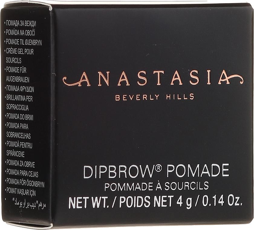 Pomada para cejas - Anastasia Beverly Hills Dipbrow Pomade