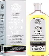 Perfumería y cosmética Loción capilar anticaída - Intea Azufre Veri