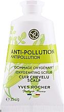 Perfumería y cosmética Exfoliante para cuero cabelludo antipolución con aceite de coco - Yves Rocher Oxygenating Scrub