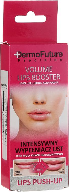 Rellenador labial con ácido hialurónico - DermoFuture Volume Lips Booster