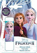 Perfumería y cosmética Bálsamo labial infantil con sabor a fresa - Disney Frozen Elsa Lip Balm