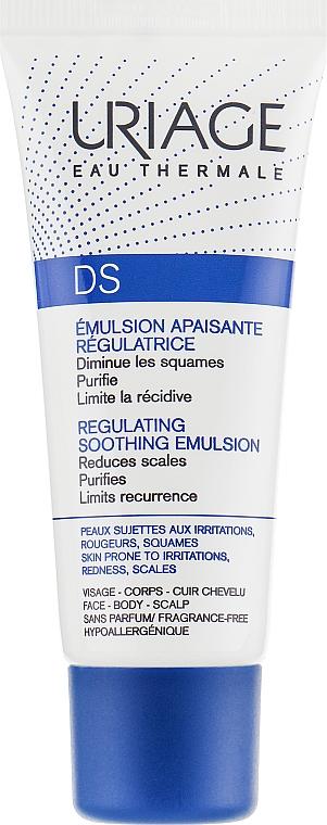 Emulsión calmante con agua termal de Uriage para rostro, cuerpo y cuero cabelludo - Uriage D.S. Emulsion — imagen N2