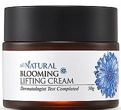 Perfumería y cosmética Crema facial lifting con extracto de aciano - All Natural Blooming Lifting Cream