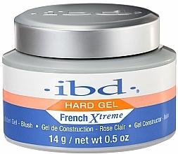 Perfumería y cosmética Gel constructor de uñas rosa claro - IBD French X-treme Builder Gel Blush