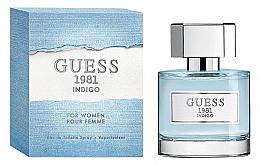 Perfumería y cosmética Guess 1981 Indigo for Women - Eau de toilette