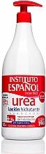 Perfumería y cosmética Loción corporal hidratante con urea y pantenol para pieles ásperas y secas - Instituto Español Urea Hydratant Milk