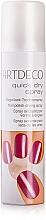 Perfumería y cosmética Spray secante de uñas - Artdeco Quick Dry