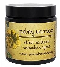 Perfumería y cosmética Mascarilla facial exfoliante con onagra y calabaza - Polny Warkocz