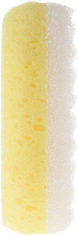 Esponja de baño exfoliante Relax, 6018, amarilla - Donegal