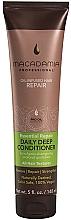 Perfumería y cosmética Acondicionador reparador con aceite de macadamia - Macadamia Professional Daily Deep Conditioner