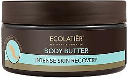 Perfumería y cosmética Manteca corporal regeneradora con cacao y extracto de guayaba - Ecolatier