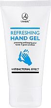 Perfumería y cosmética Gel de manos refrescante, efecto antibacteriano - Lambre Refreshing Hand Gel