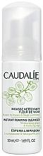 Perfumería y cosmética Espuma limpiadora facial con salvia - Caudalie Mousse Nettoyante Fleur Vigne