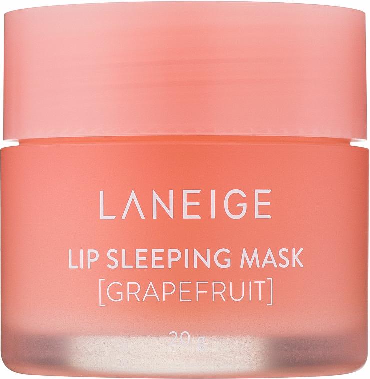 Mascarilla de noche con pomelo - Laneige Lip Sleeping Mask Grapefruit