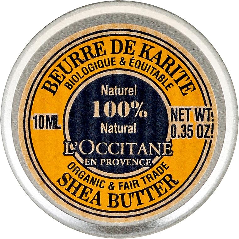 Manteca de karité 100% natural - L'occitane Organic Pure Shea Butter (mini)