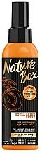 Perfumería y cosmética Spray para brillo del cabello con aceite de albaricoque - Nature Box Apricot Oil Extra Shine Spray