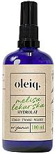 Perfumería y cosmética Hidrolato para cuerpo, rostro y cabello de melisa - Oleiq Hydrolat Melissa