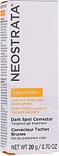Perfumería y cosmética Gel corrector antimanchas con ácido glicólico - NeoStrata Enlighten Dark Spot Corrector