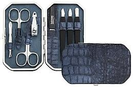 Perfumería y cosmética Kit de manicura, 8 piezas - DuKaS Premium Line PL 191MK