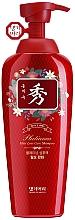 Perfumería y cosmética Champú anticaída con ginseng rojo y extractos activos de hierbas medicinales - Daeng Gi Meo Ri Platinum Hair Loss Care Shampoo