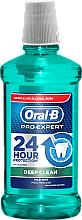 Perfumería y cosmética Enjuague bucal sabor a menta - Oral-B Pro-Expert Deep Clean