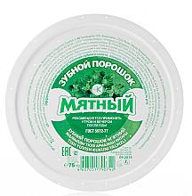 Perfumería y cosmética Polvo dental refrescante con menta - Fito Cosmetic