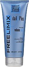 Perfumería y cosmética Mascarilla capilar hidratante con proteína de leche - Freelimix Daily Plus Maschera In-Fruity
