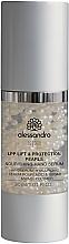 Perfumería y cosmética Sérum de manos nutritivo con perlas activas y ácido hialurónico - Alessandro International Spa LPP Lift & Protection Pearls Nourishing Hand Serum