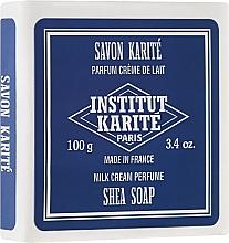 Perfumería y cosmética Jabón con manteca de karité - Institut Karite Milk Cream Shea Soap